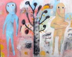 Kitti Narod - Blame - 150 x 120 - Gay Art