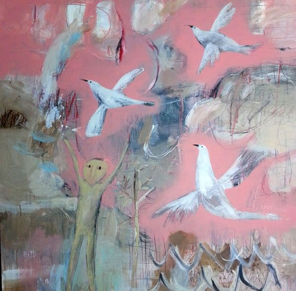Kitti Narod - Wishes - 120 x 120 - Gay Art