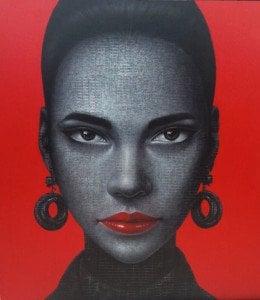 Kraiphet Pitakpreechaki – Untitled Portrait 2 – 140 x 160