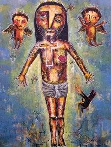 Padungphon Rincom – Untitled – 130 x 170 cm