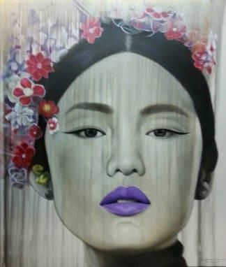 Anan - Portrait 16 - 110 x 130