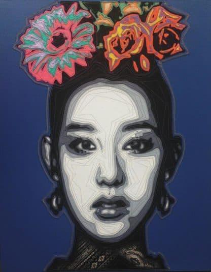 Phet - Untitled 12 - 80 x 100