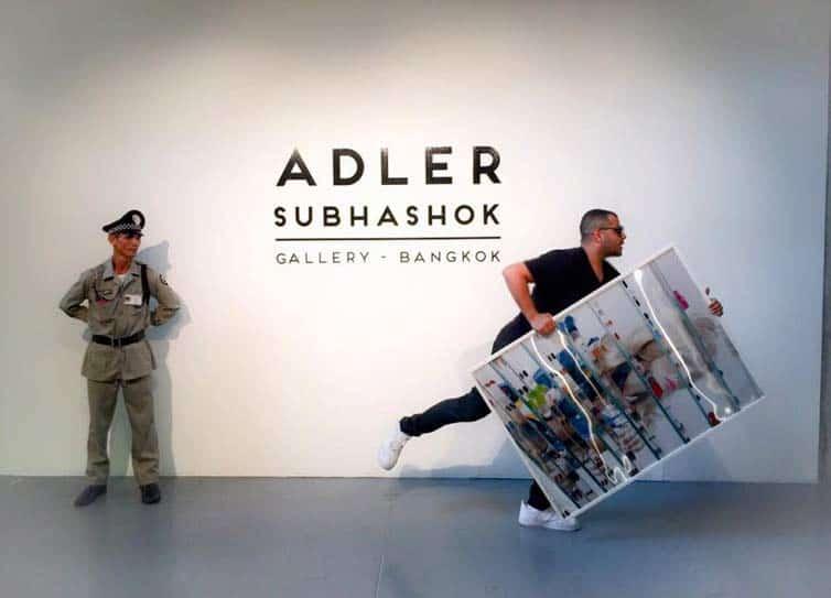 Adler Subhashok Gallery - art - onarto 08 - feat