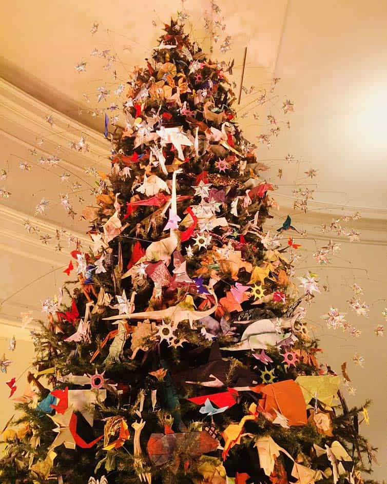 Creative Christmas Tree 2015 - American Museum of Natural History - New York City