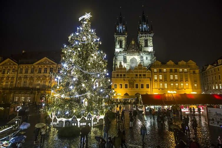 Creative Christmas Tree 2015 - Prague, Czech Republic