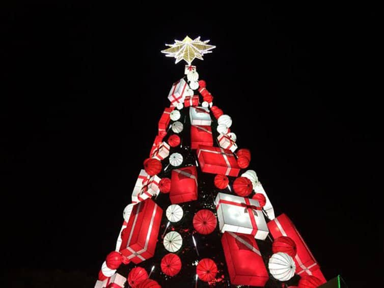 Creative Christmas Tree 2015 - Quezon City - The Philippines