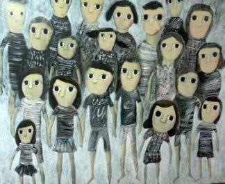Kitti - Narod - Untitled 7 - 160 x 140