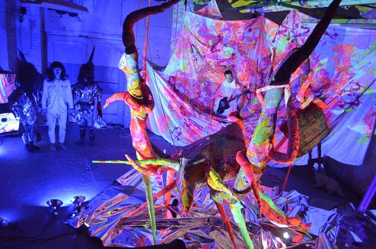 Korakrit Arunanondchai - Performance Artist - 06