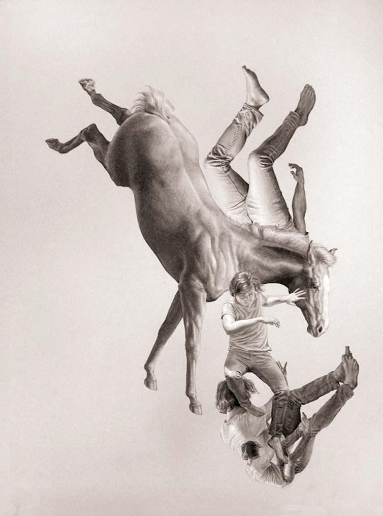 Leah Yerpe - Sketches - Floating Bodies 7