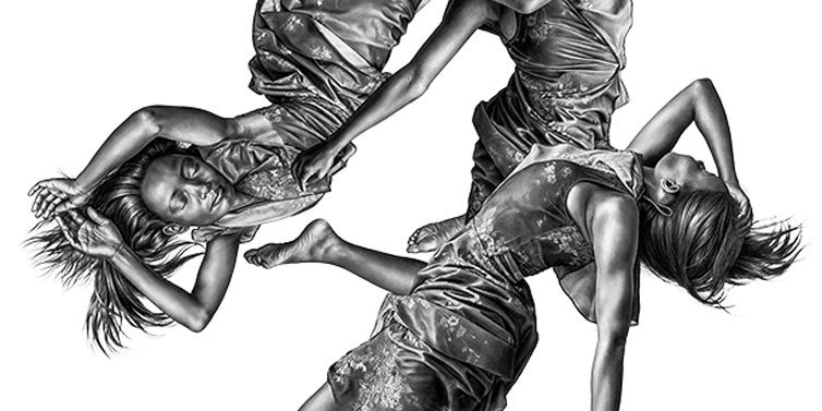 Leah Yerpe's Sketches of Floating Bodies 9 - feat