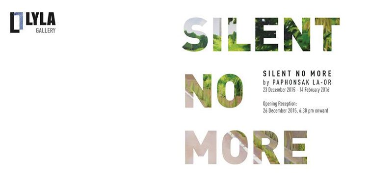 LylaGallery - Silent No More - feat
