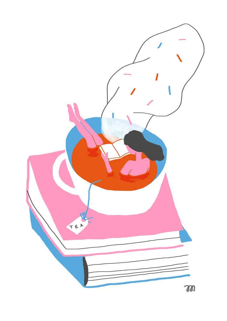 MM Kosum - cool - Girl Power - Illustrations 03