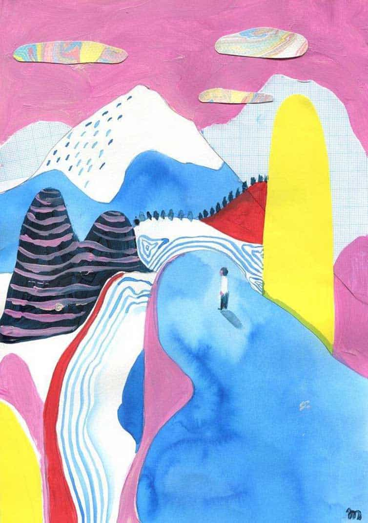 MM Kosum - cool - Girl Power - Illustrations 13