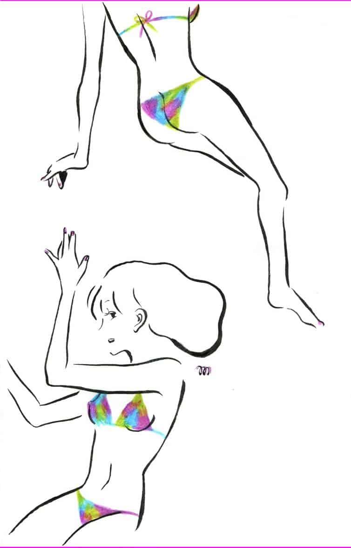 MM Kosum - cool - Girl Power - Illustrations 14
