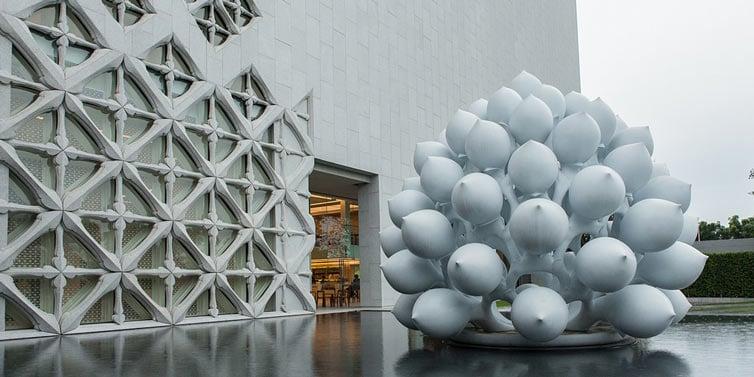 MOCA - Museum of Contemperary Art - Bangkok - Thai Art - 01 - Feat