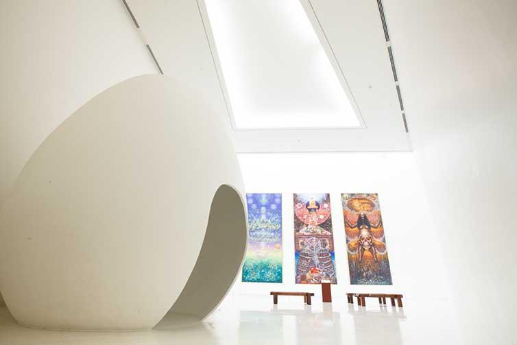 MOCA - Museum of Contemperary Art - Bangkok - Thai Art - 04