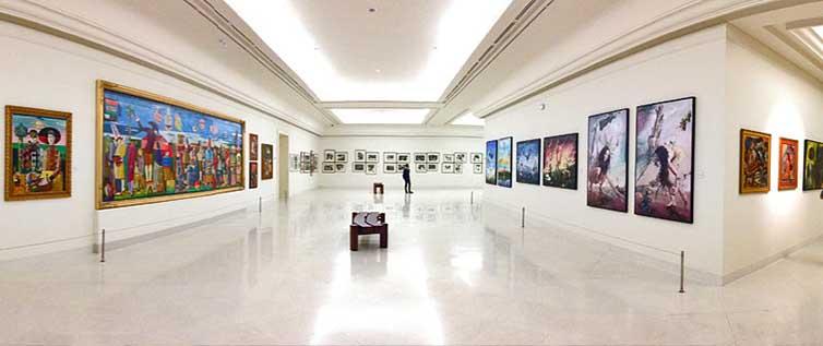 MOCA - Museum of Contemperary Art - Bangkok - Thai Art - 05