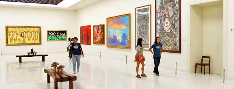 MOCA - Museum of Contemperary Art - Bangkok - Thai Art - 07