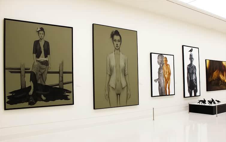 MOCA - Museum of Contemperary Art - Bangkok - Thai Art - 08