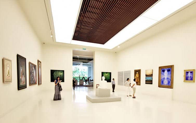 MOCA - Museum of Contemperary Art - Bangkok - Thai Art - 09