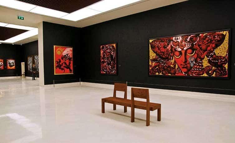 MOCA - Museum of Contemperary Art - Bangkok - Thai Art - 10