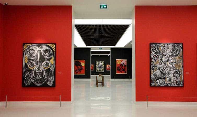 MOCA - Museum of Contemperary Art - Bangkok - Thai Art - 11