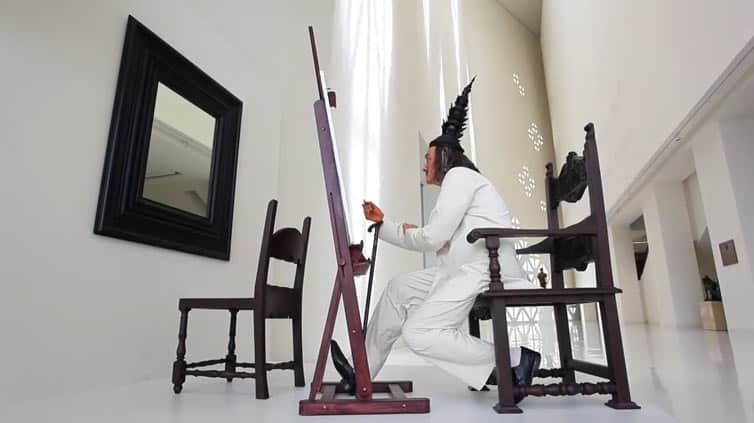 MOCA - Museum of Contemperary Art - Bangkok - Thai Art - 13