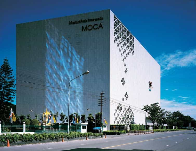 MOCA - Museum of Contemperary Art - Bangkok - Thai Art - 14