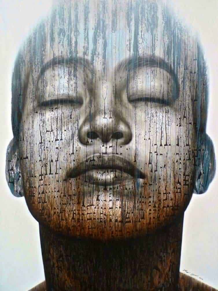 Paitoon Jumee - Thailand Contemporary - Portrait Master 03