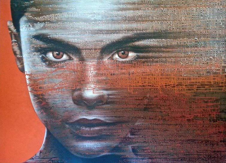 Paitoon Jumee - Thailand Contemporary - Portrait Master 06