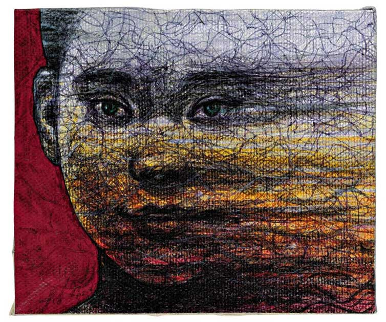 Paitoon Jumee - Thailand Contemporary - Portrait Master 08