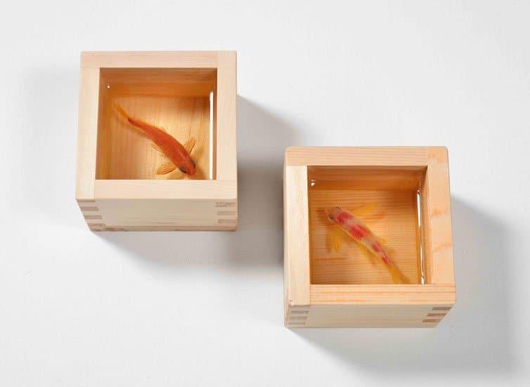 Riusuke Fukahori - Hyper-realistic - Goldfish Sculptures 08