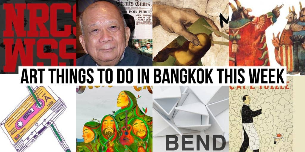 Things To Do in Bangkok This Week - Art 22 - Onarto