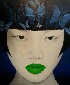 Anan – Phatchanan – Portrait 17 – 110 x 140