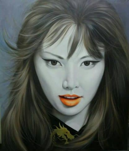 Anan - Phatchanan - Portrait 18 - 110 x 130