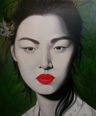 Anan - Phatchanan - Portrait 20 - 110 x 130