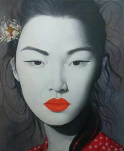 Anan - Portrait 21 - 110 x 130
