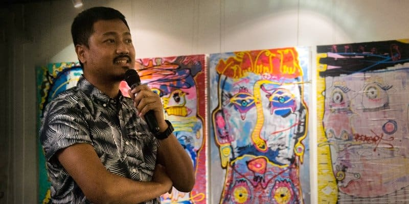Artists Interview – Jakkrit Chewapanya - Popkapi - feat