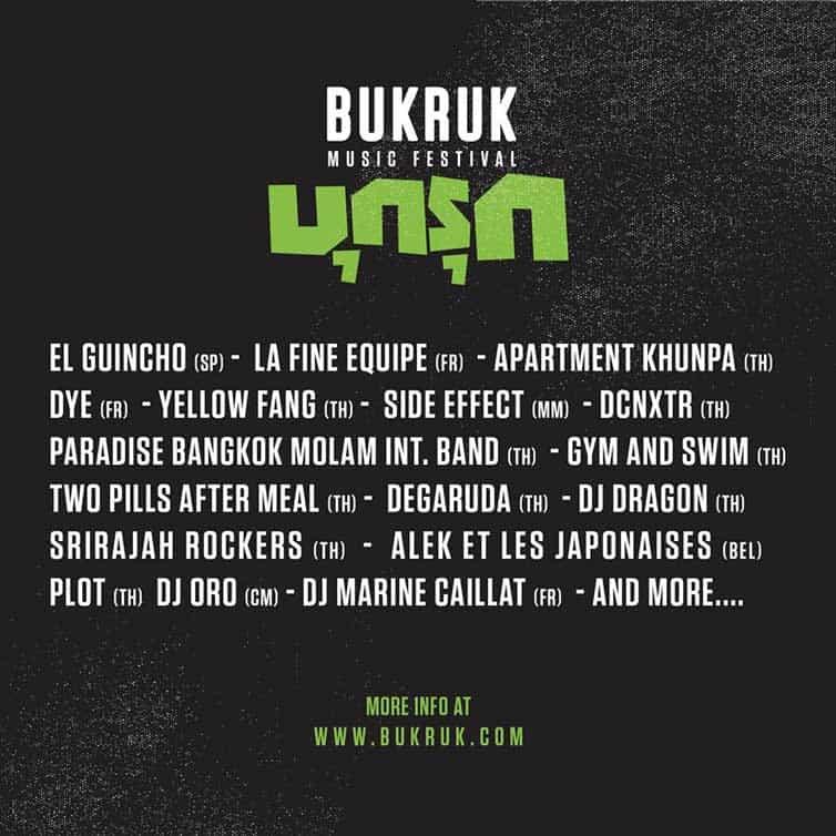 Bangkok Dock Yard - bukruk music festival 02