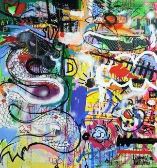 Bom - Untitled 14 - 140 x 150 - 14