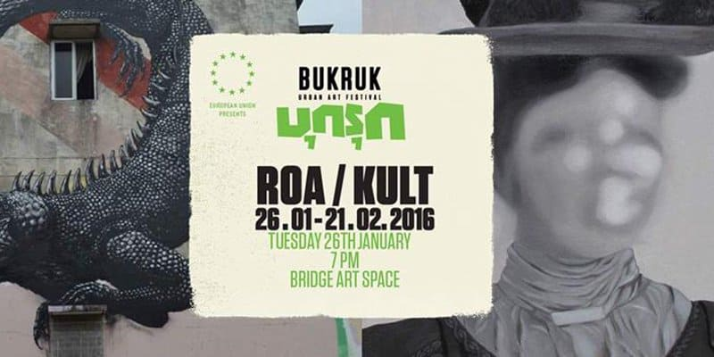 Bridge - Bukruk 2016 - Roa - Kult - 26Jan-21Feb