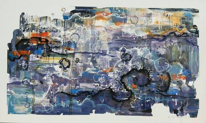 Noi - My painting - 200 x 140