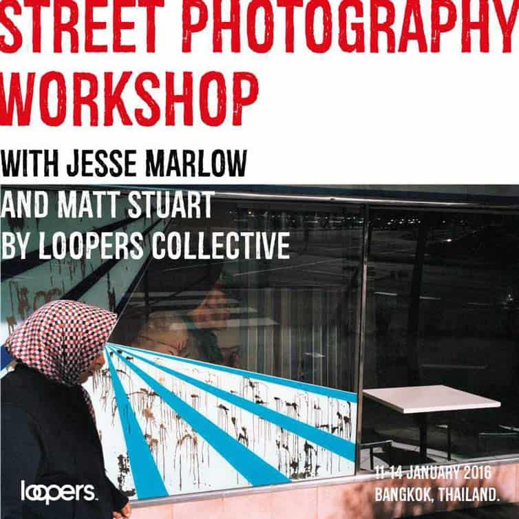 Street Photography Workshop - Jan 10 - 01