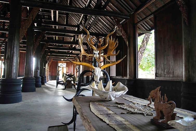Thawan Duchanee - Thai - Expressionist Artist 08