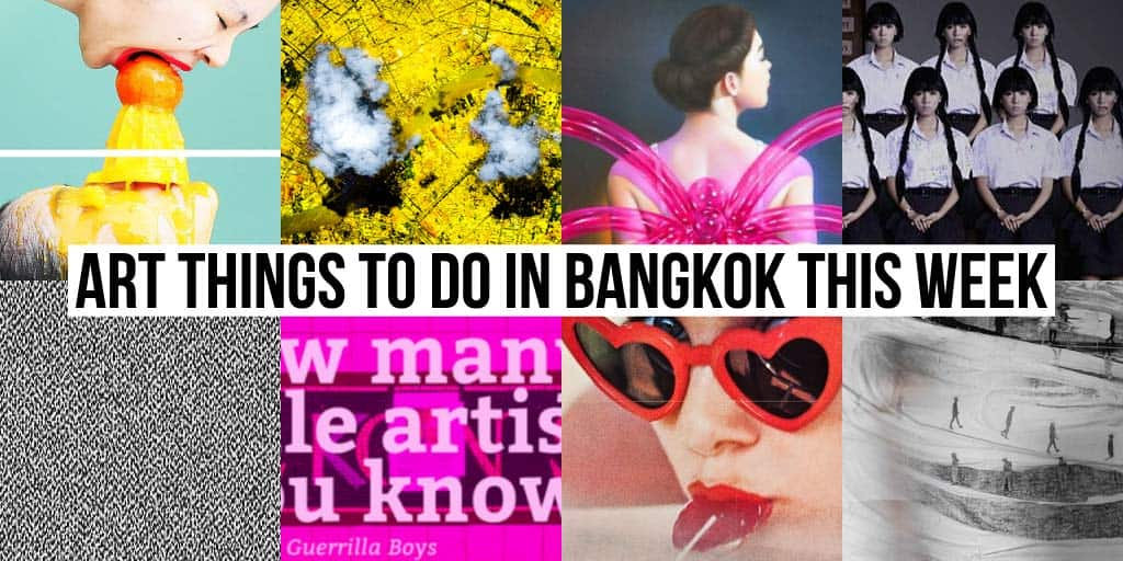 Things To Do in Bangkok This Week - Art 25 - Onarto