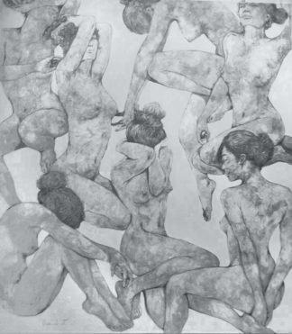 Yao - naked - 140 x 160