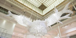 Ai Wei Wei - Exhibition - Le Bon Marché Rive Gauche – Paris 04 - feat