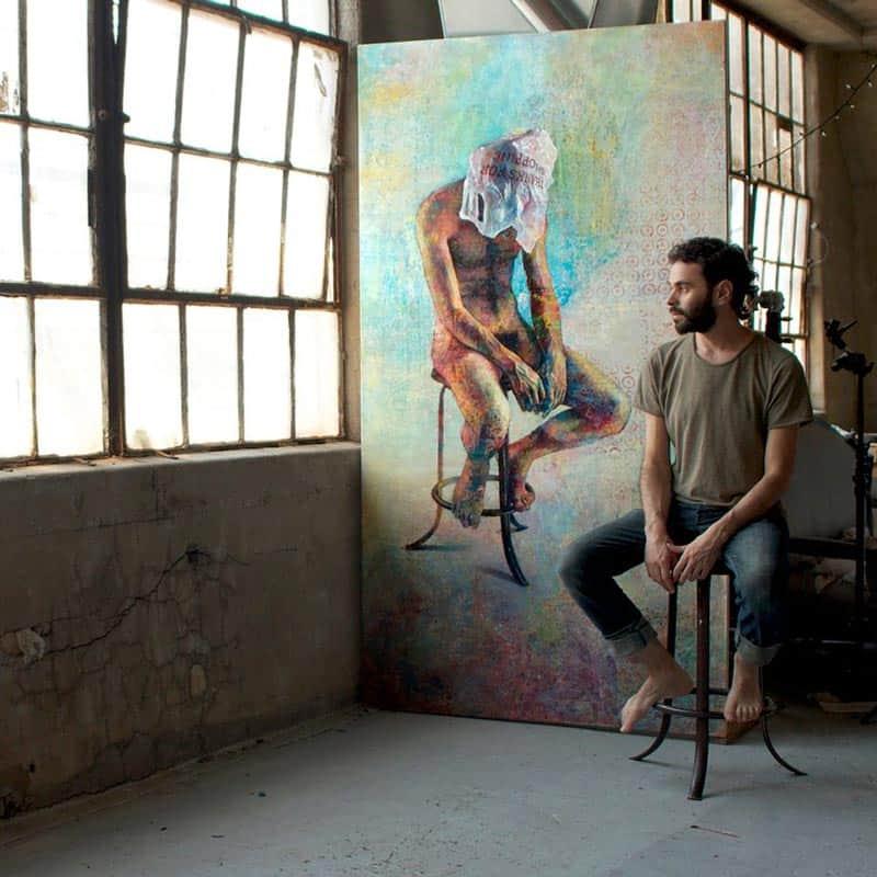 Artist Spotlight - David Agenjo 08
