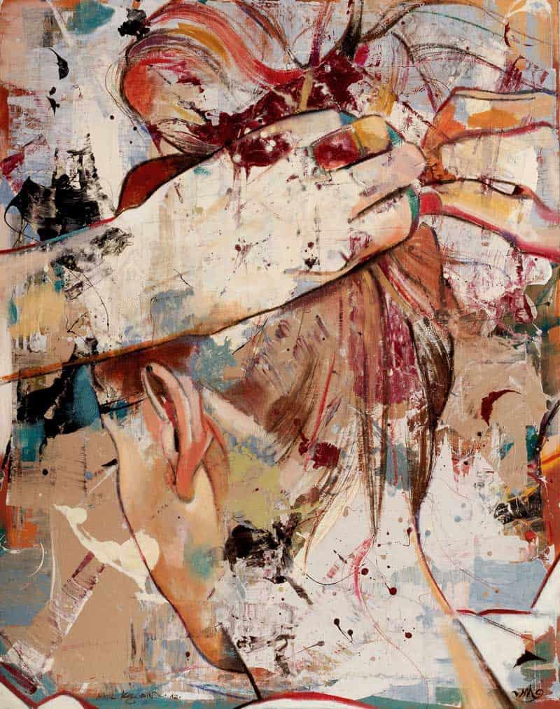 Artist Spotlight - Mihail Korubin-Miho - Expressive Style 01