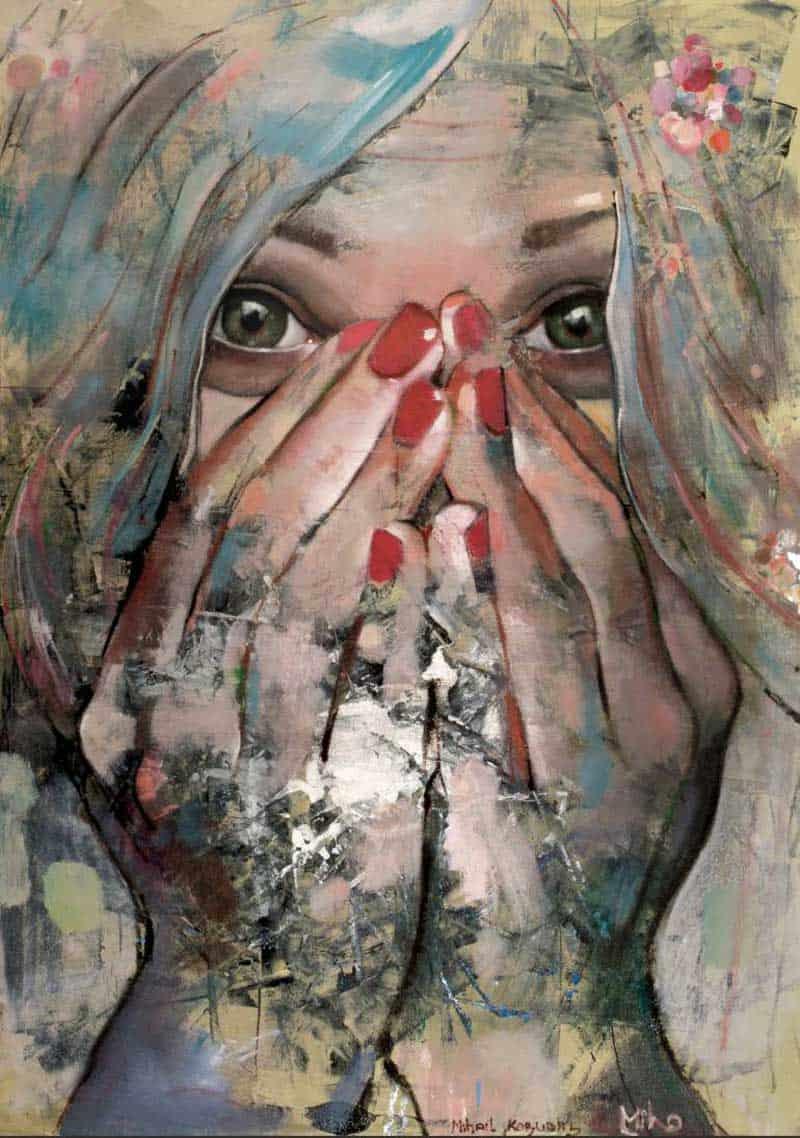 Artist Spotlight - Mihail Korubin-Miho - Expressive Style 02